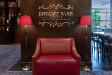 Bryant Park Lounge New Years Eve