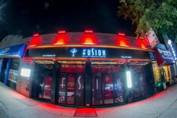 Fusion Lounge New Years Eve