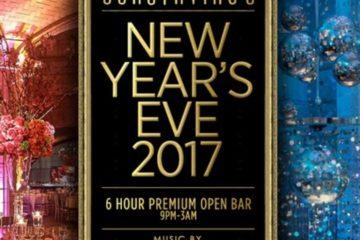 Guastavino's NYE Open Bar