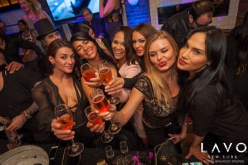 LAVO Thanksgiving Eve
