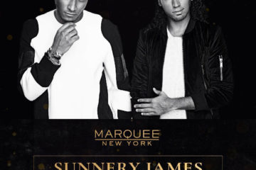 Marquee NYE Table Service (Sunnery James & Ryan Marciano)