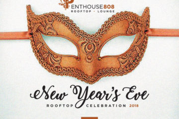 New Year's Eve at Penthouse808 Rooftop & Ballroom